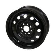 Купить в Ульяновске Диск колеса Mefro ВАЗ-2110 R14 черный за 0 рублей