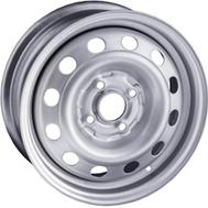 Купить в Ульяновске Диск колеса Renault Logan (Рено Логан) Серебристый «ТЗСК» R15 за 1100 рублей