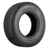 Купить в Ульяновске грузовые шины 385/65 R22.5 SATOYA ST-082 TL PR20 160 K M+S Прицепная