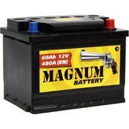 Купить в Ульяновске аккумулятор 6СТ-60 АЗ Magnum пп за 2450 рублей