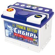 Купить в Ульяновске аккумулятор 6СТ-60 L «Сибирь» пп Tyumen Battery за 0 рублей