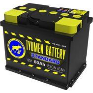 Купить в Ульяновске аккумулятор 6СТ-60L Tyumen Battery Standard за 3450 рублей