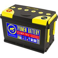 Купить в Ульяновске аккумулятор 6СТ-75L ПП Tyumen Battery STANDARD за 4400 рублей