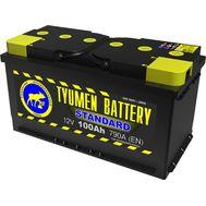 Купить в Ульяновске аккумулятор 6СТ-100L ПП Tyumen Battery за 6400 рублей