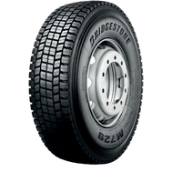 Купить в Ульяновске грузовые шины Bridgestone M729 245/70R17.5 TL 136/134 M Ведущая