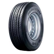 Купить в Ульяновске грузовые шины Bridgestone M788 295/80R22.5 TL 152/148 M Автобус M+S Универсальная