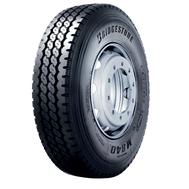 Купить в Ульяновске грузовые шины Bridgestone M840 315/80R22.5 TL 156/150 K Строительная M+S Универсальная