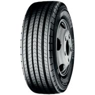 Купить в Ульяновске грузовые шины Bridgestone R227 205/75R17.5 TL 124/122 M Региональная Рулевая