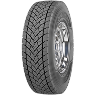 Купить в Ульяновске грузовые шины Goodyear KMAX D 315/70R22.5 TL 154/152 L Региональная M+S Ведущая