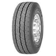 Купить в Ульяновске грузовые шины Goodyear OMNITRAC MST II 385/65R22.5 TL 160/158 K Строительная M+S Прицепная