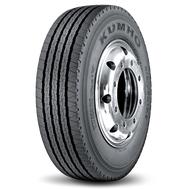 Купить в Ульяновске грузовые шины Kumho KRS03 315/60R22.5 TL PR16 152/148 L Региональная Рулевая