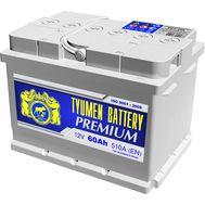 Купить в Ульяновске аккумулятор 6СТ-60 LA  Premium ОП Tyumen Battery за 3950 рублей