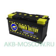 Купить в Ульяновске аккумулятор 6СТ-100L  ОП Tyumen Battery за 6400 рублей