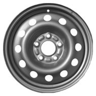 Купить в Ульяновске Диск колеса Рено Дастер R16 ТЗСК серебристый за 1500 рублей