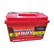 Купить в Ульяновске аккумулятор 6СТ-75 Unix Professional  пр. полярность за 0 рублей