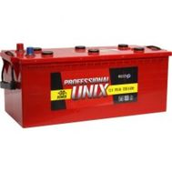 Купить в Ульяновске аккумулятор 6СТ-190 Unix Professional new (отеч.авто) 190А/ч-12Vст EN1250 конус/болт прямая 513x222x217 за 9650 рублей