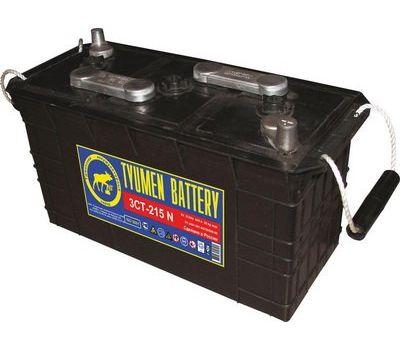 Купить в Ульяновске аккумулятор 3СТ-215N ПП (Залитый) Tyumen battery за 7000 рублей