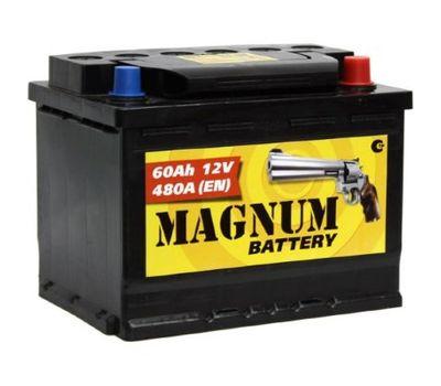 Купить в Ульяновске аккумулятор 6СТ-60 АЗ Magnum пп за 2600 рублей