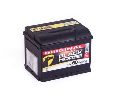 Купить в Ульяновске аккумулятор 6СТ-60 Black Horse оп за 0 рублей