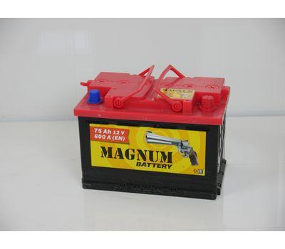 Купить в Ульяновске аккумулятор 6CТ-75 АЗ Magnum оп за 3500 рублей