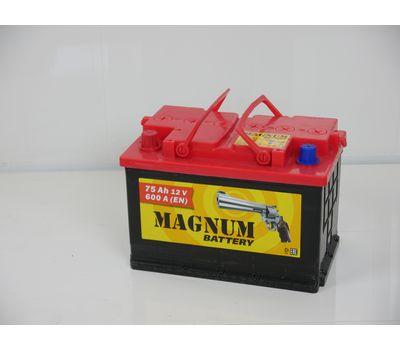 Купить в Ульяновске аккумулятор 6CТ-75 АЗ Magnum пп за 3500 рублей