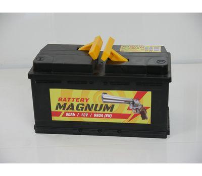 Купить в Ульяновске аккумулятор 6СТ - 90 АЗ Magnum ПП ( Казахстан ) за 4400 рублей